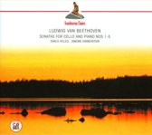Beethoven: Sonatas for Cello & Piano Nos. 1-5