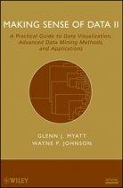 Making Sense of Data II