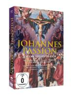 Johannes Passion (2cd + dvd)