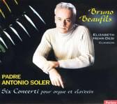Padre Antonio Soler: Six Concerti pour orgue et clavecin