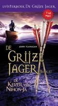 De Grijze Jager 10 - De keizer van Nihon-Ja (luisterboek)