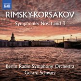 Symphonies Nos.1 And 3