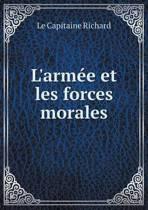 L'Arm e Et Les Forces Morales