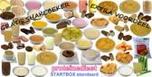 Startpakket 14 dagen standaard proteine dieet (eiwitrijk & koolhydraatarm dieet)