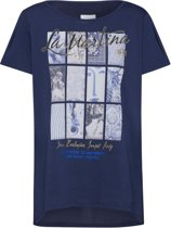 La Martina shirt Navy-5 (xl)
