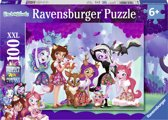 Ravensburger puzzel Enchantimals friends forever - Legpuzzel - 100 stukjes