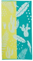 KA Lemon Drop Beach Towel Multi 100x180