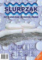 Slurpzak  Absorberende waterzak  Voorkomt wateroverlast door lekkage en overstromingen  Inhoud: 2 SlurpzakkenXL
