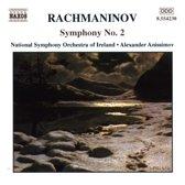 Rachmaninov: Symphony no 2 / Alexander Anissimov, National SO of Ireland