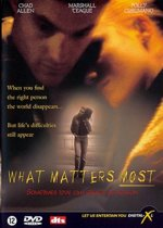 What Matters Most (dvd)