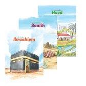 Verhalen van de Profeten 2e bundel - De Profeet Saalih (vrede zij met hem); De Profeet Hoed (vrede zij met hem); De Profeet Ibraahiem (vrede zij met hem)