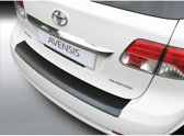 RGM ABS Achterbumper beschermlijst Toyota Avensis Kombi 2012-2015 Zwart