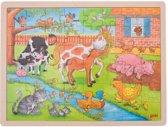 Goki 57745 48stuk(s) puzzel