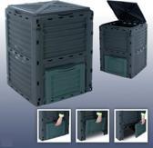 Compostvat compostbak pvc 80x65x65cm - 300 liter