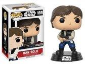 STAR WARS CELEBRATION 2017 - Bobble Head POP N° 169 - Han Solo