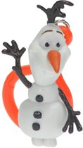 Slammer Sleutelhanger Frozen Olaf 6 Cm