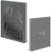 STAR WARS -  Notitieboek A5 Premium - Millennium Falcon