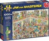 Jan van Haasteren De Bibliotheek Puzzel 1000 Stukj