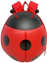 Kinderrugzak Lieveheersbeestje (Rood)