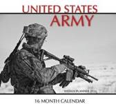 United States Army Weekly Planner 2016