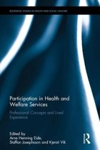 Participation in Health and Welfare Services