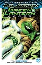 Hal Jordan and the Green Lantern Corps Vol. 1 Sinestro's Law (Rebirth)