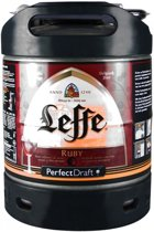 Leffe Ruby Perfect Draft Tapvat - 6 L