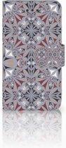 iPhone 6s hoesje Design Flower Tiles