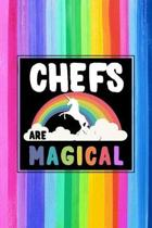 Chefs Are Magical Journal Notebook