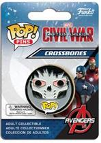 Funko Pop Pins! Captain America Civil War Crossbones