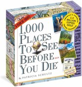 1000 Places To See Before You Die Scheurkalender 2019