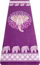 JAP Sports Antislip Yogamat - 1830x680x 3mm - Elephant
