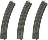 Märklin H0 Gebogen Rails 20230
