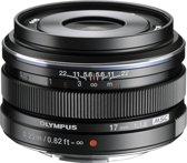 Olympus M.Zuiko Digital - 17mm - f/1.8 - Zwart