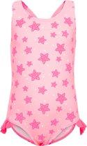 Name it Meisjes Zwempak - Prism Pink - Maat 98/104