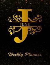 June Weekly Planner