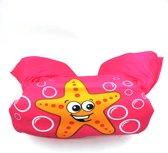 Zwemvest kinderen - Zeester rood | 2 - 6 jaar | 15 - 25kg | Veilig zwemmen | Zwemband | Reddingsvest | Kidzstore.eu