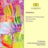 Symphony; Violin..