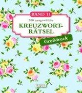 Kreuzworträtsel Deluxe Groß- Band 11