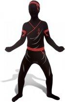 Morphsuits™ Morphsuits Kids Ninja - SecondSkin - Verkleedkleding - 91/104 cm