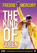 DVD cover van Freddie Mercury - The King Of Queen