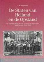 Staten van holland en de opstand