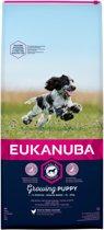 Eukanuba Dog Puppy & Junior - Medium Breed - Chicken - Hondenvoer - 12 kg