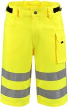 Tricorp werkbroek RWS kort - 503006 - fluor geel - maat 58