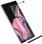 5D Screenprotector tempered glass voor Galaxy Note 9 - Transparant