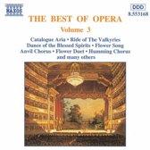 The Best Of Opera Vol.3