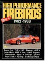 Pontiac High Performance Firebirds, 1982-88