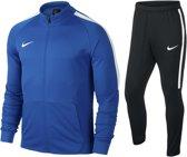 Nike Football Trainingspak Heren - Maat M - Blauw/Zwart/Wit