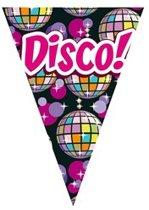 Disco vlaggenlijn 6 meter