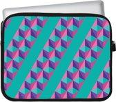 Tablet Sleeve Apple iPad Pro 10.5 Turquoise Isometric